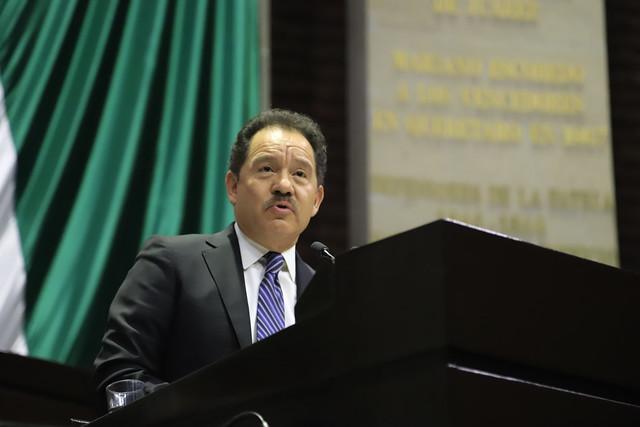 07/02/2019 Tribuna Dip. Moisés Ignacio Mier Velazco