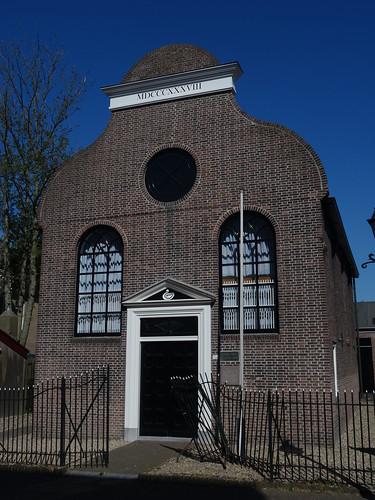 Evangelisch-Lutherse Kerk (1838) Leerdam