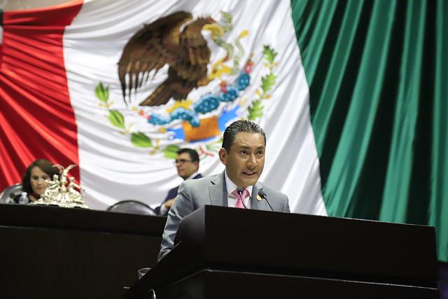 07/02/2019 Tribuna Dip. César Agustín Hernández Pérez