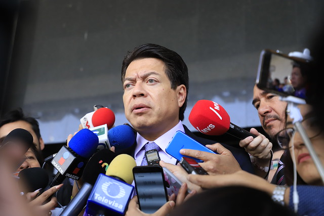 12/02/2019 Entrevista Dip. Mario Delgado