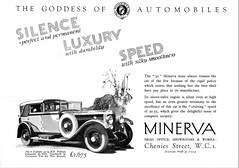 1929 Minerva 32 Pullman Limousine de Ville