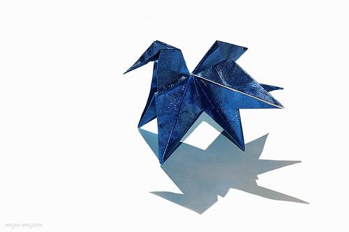 Origami Pegasus (James Sakoda)