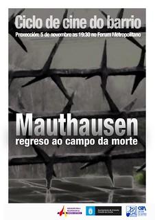 """Proyección del Documental """"Mauthausen vuelta al campo del horror"""""""