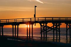 Sunrise at Goleta Beach