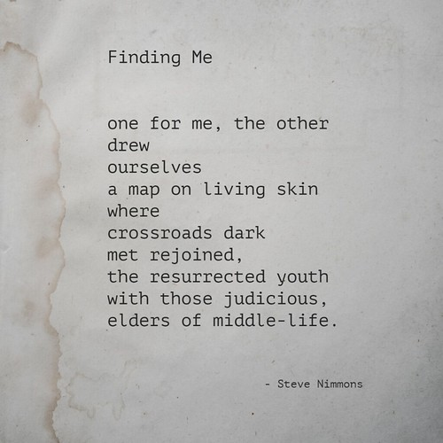 Find Yourself - Lockdown Poetry