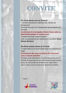 Presentación de denuncias ante el Consulado Argentino