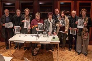 2020 Enero Acto de presentación de casos de deportados de A Coruña