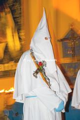 Piano di Sorrento (NA), 2010, Arciconfraternita della Santissima Annunziata: Processione in visita agli Altari della Reposizione.