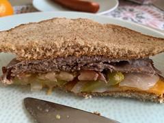 Bread Heel Sandwich Strategy