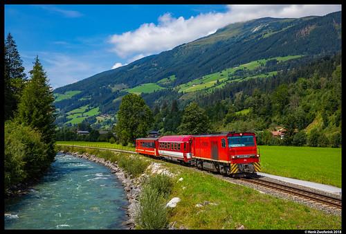 Pinzgauer Lokalbahn 84, Rosental 29-07-2018