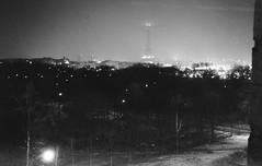 ParisTrip1969 044k Tower by night