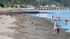 Goleta Beach - Late April Heat Wave