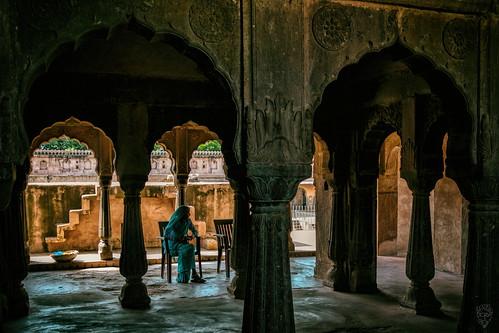Chand Baori (India)   #Yomequedoencasa