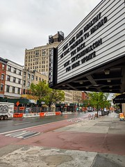 Village East Marquee