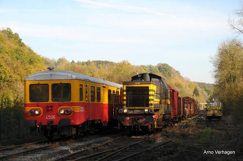 2011   TSP 4506 en 7305 te Dorinne-Durnal