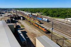 BNSF 2102 - Cleburne Texas