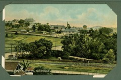 View of the General Hospital in Brisbane