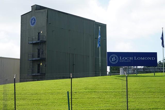 Loch Lomond Distillery 2