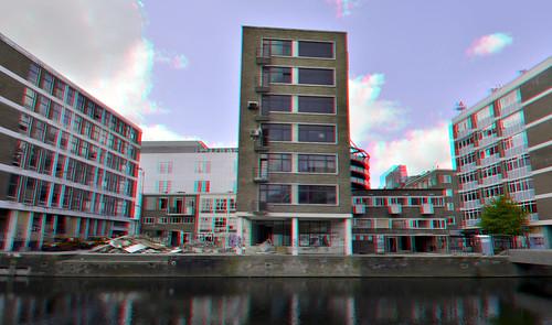 Sloop Westewagenhof Rotterdam mei 2020 3D