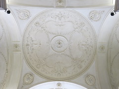Ceiling of the University of Vienna building