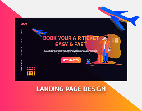 portfolioui-Landing-page-design-
