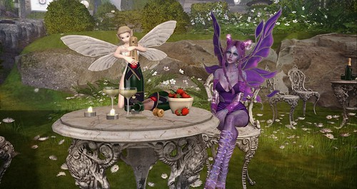 Breakfast With The Fairies