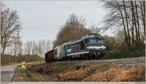 SNCF 467629 + 467579 @ Quenast