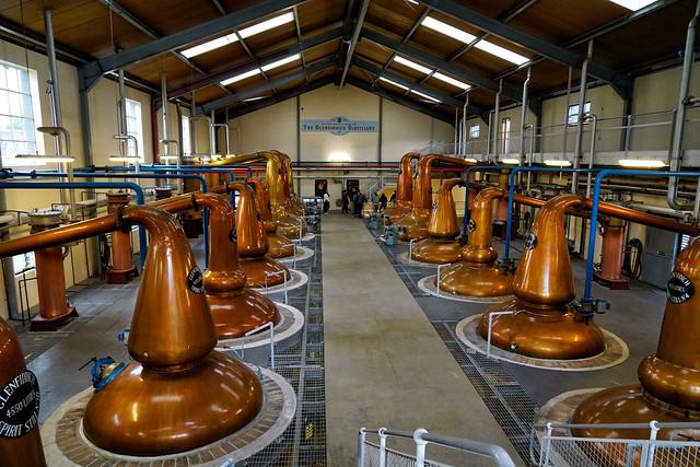 Glenfiddich Destillery Still House #2