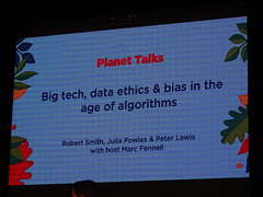 Discussion: Big Tech, Data Ethics, and Bias in the Age of Algorithms