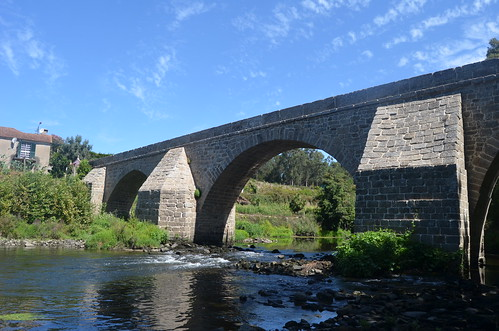Study on a medieval bridge XIV