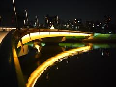 Sakura Bridge, Sumida River, Tokyo