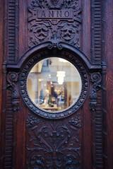 Random door in Prague