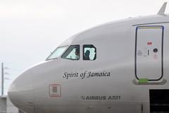 "N587NK FLL ""SPIRIT OF JAMAICA"""