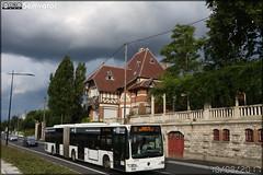 Mercedes-Benz Citaro G – Transdev TVO (Transports du Val-d'Oise) / STIF (Syndicat des Transports d'Île-de-France) n°6209