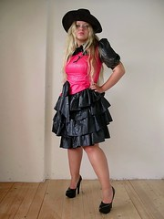Chic cowgirl