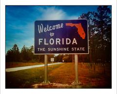 Florida, USA - 1980.