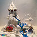 Sea of Clouds & Dream - II: the Milky Way, Guardian angel. (LEGO MOC)
