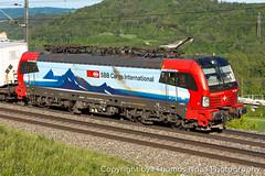 SBB Cargo International, 193 466-0 : Bellinzona