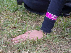 WOMAD Hand