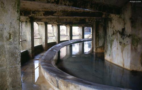 Le lavoir de la cale de l'Abreuvoir, Mont-de-Marsan