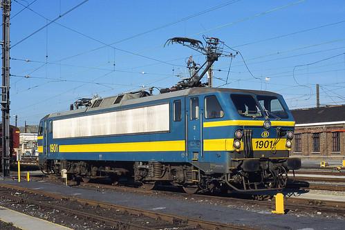 HLE 1901 (2130 transformée), Mons, 9 octobre 1995