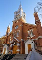 Paroisse Saint-Joachim Église Catholique