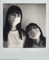 """""""life with a mask - the students""""  viii"""