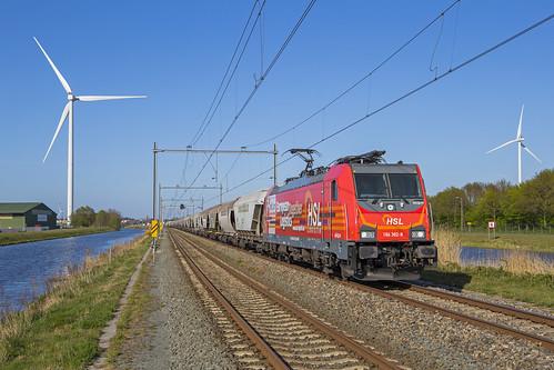 HSL 186 382, Coevorden (NL)