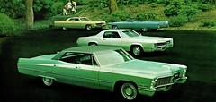 1968 Cadillac Hardtop Sedan de Ville & Pre-Owned Cadillacs