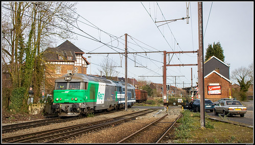 SNCF 467579 + 67629 I 49877 I Clabecq-Marchandises