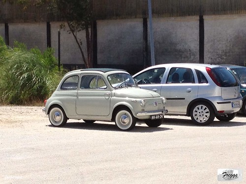Fiat 500N Normale - Portugal