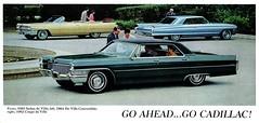 1965, 1964 & 1962 Cadillacs