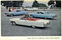 1964 Cadillac deVille Convertible & Pre-Owned Cadillacs