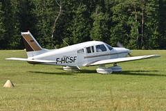 Piper PA28-181 Archer II 'F-HCSF' - Photo of Boissy-sous-Saint-Yon